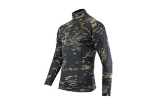 Viper Mesh-Tech Armour Top (B-VCAM) - Size Extra Large
