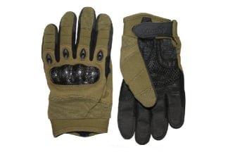 Viper Elite Gloves (Olive) - Size Small