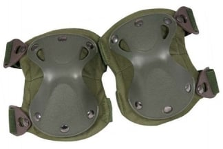 Viper Hard Shell Knee Pads (Olive)