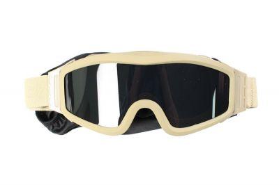 Zero One Operator Goggles (Tan)
