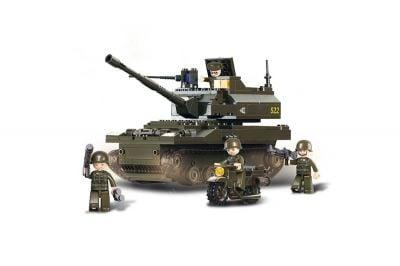 Sluban Tank Set (M38-B9800)