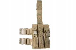Viper PM5 Triple Magazine Drop Leg Holster (Coyote Tan)