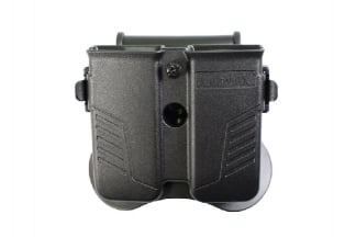 Amomax Universal Double Magazine Pouch