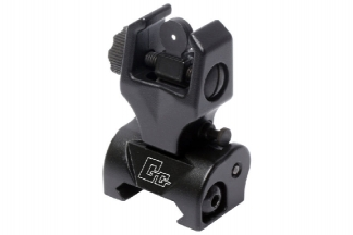 G&G 20mm RIS Flip-Up Rear Sight (Black)