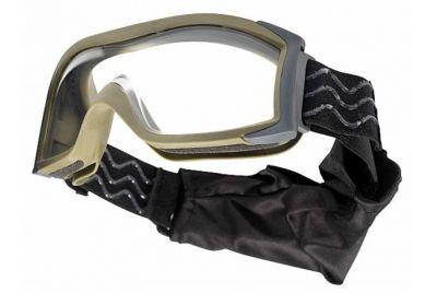 Bollé Ballistic Goggles X1000 (Tan)