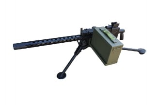 EMG Browning M1919 Heavy Machine Gun