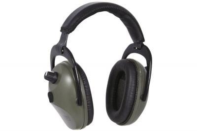 Jack Pyke Electronic Ear Defenders (Olive)