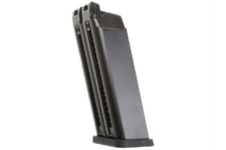 WE GBB Mag for G17/G18 Double Barrel