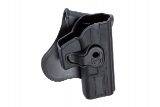 ASG Rigid Polymer Holster for Glock (Black)