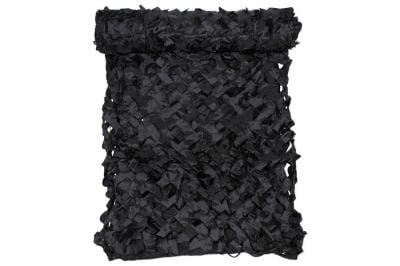 MFH Camo Netting 200cm x 300cm (Black)