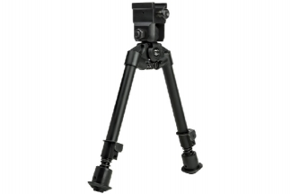 NCS Bipod with QD RIS Mount & Notched Legs