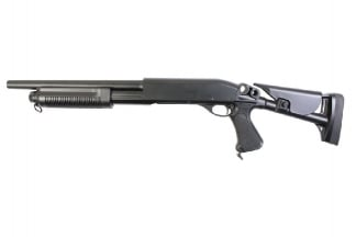 Swiss Arms SPR Shotgun with Retractable Stock