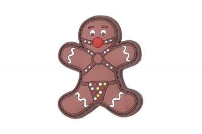 JTG Gingerbread PVC Patch