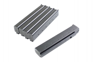 King Arms AEG Mag for Thompson 60rds Box Set of 5