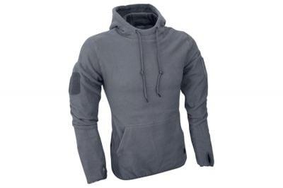 Viper Fleece Hoodie Titanium (Grey) - Size Extra Extra Extra Large