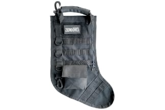 Zero One MOLLE Christmas Stocking (Black)