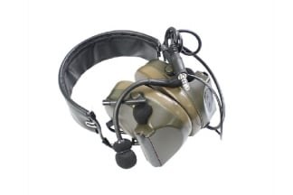 Z-Tactical Comtac II Headset (Foliage Green)