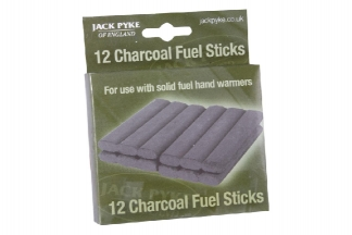 Jack Pyke Charcoal Hand Warmer Refill Pack