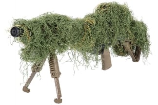 Fosco Ghillie Rifle Cover