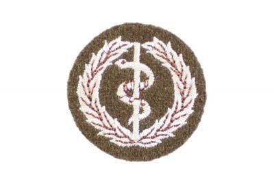 Qualification Badge - Medic Trainer (Colour)