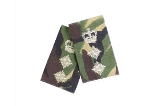 Rank Slide Pair (DPM) - Colonel