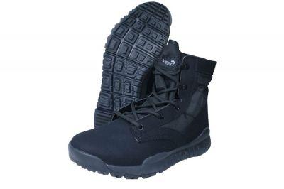 Viper Tactical Sneaker Boots (Black) - Size 7 | £39.99