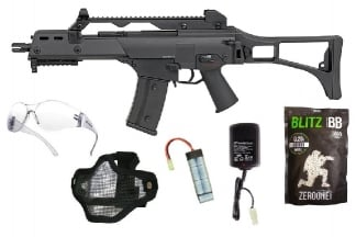 Zero One AEG G36C Starter Pack Tier 1 (Bundle)