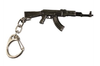 "Zero One Key Chain ""AK47"""