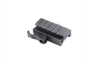 Zero One QR 20mm Riser Rail 5 Slot