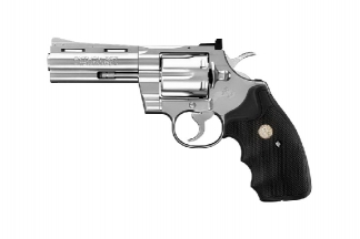 Tokyo Marui GAS Colt Python 4 Inch Silver