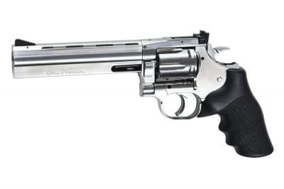 """ASG CO2 Dan Wesson 715 Revolver 6"""" (Silver)"""