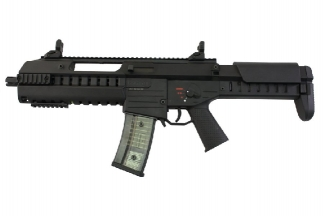 Ares/Cybergun AEG GSG G14 with Blowback & EFCS (Black)