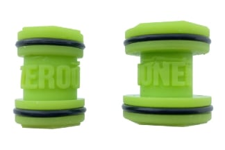 Zero One Enhanced Barrel Spacers for VSR-10 & BAR-10 (Blitz Green)
