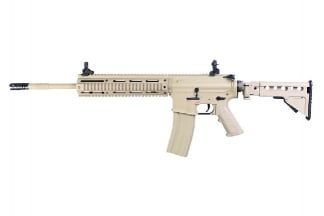 Evolution AEG LR300 AXL with Blowback (Tan)
