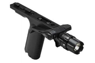 NCS Vertical Grip with Strobe Flashlight for M-Lok
