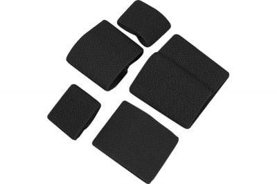 Viper Elastic Buckle Tidy Set (Black)