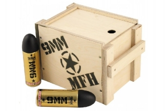 MFH 9mm Energy Drink Ammo Box of 12