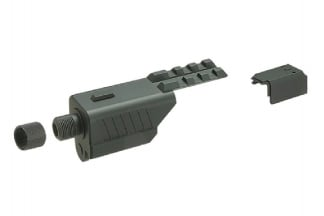 Tokyo Marui Electric Pistol (AEP) Muzzle Adaptor for USG