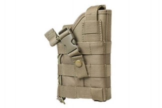 NCS VISM Ambidextrous MOLLE Holster (Tan)