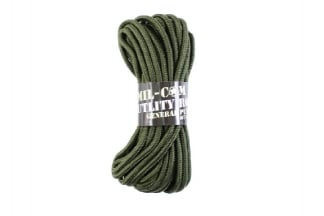 Mil-Com 7mm ParaCord, 15m (Olive)