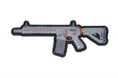 G&G PVC Patch CM16 SRXL (Red)