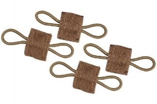 Viper MOLLE Retainer Set of 4 (Coyote Tan)