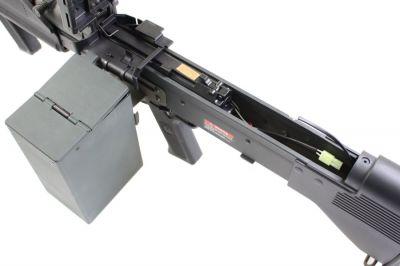 M60 For Sale >> Sale Ares Aeg M60 E4 Zero One Airsoft