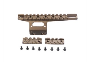 Action Army Front Rail System for T10 (Tan)