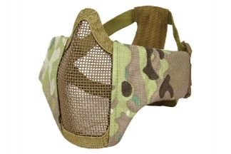 Viper Gen2 Cross Steel Mesh Mask (MultiCam)