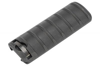 Zero One 6 Rib Rail Cover (Black)