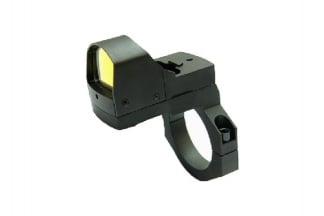 G&P OP Red Dot Sight with Mount Ring for ACOG