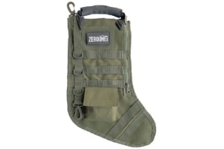 Zero One MOLLE Christmas Stocking (Olive)