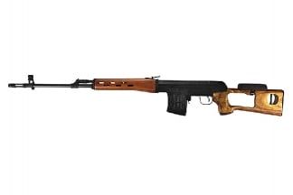 S&T AEG SVD Real Wood