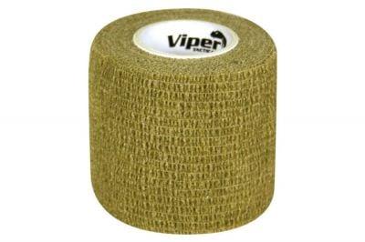 Viper TacWrap Tape 50mm x 4.5m (Olive)